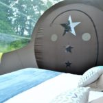 Bulle-lit queen size-insolite