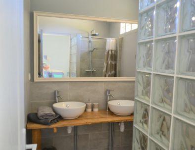salle de bain-privative-chambre d'hôtes-